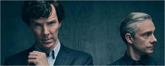 Quarta temporada de Sherlock (finalmente) ganha data de estreia