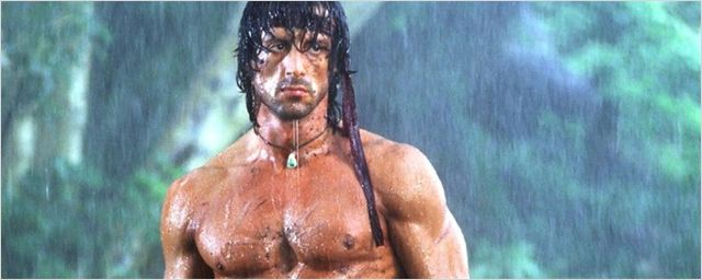 Rambo ganhará nova versão sem Stallone