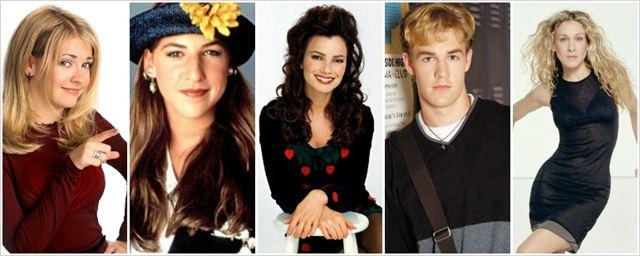 Top 5: Séries dos anos 90 que gostaríamos que fossem para a Netflix