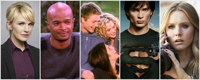 Top 5: Séries dos anos 2000 que gostaríamos que voltassem pela Netflix