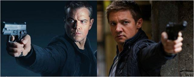 Bourne: Produtor planeja nova sequência com Matt Damon e descarta retorno de Jeremy Renner
