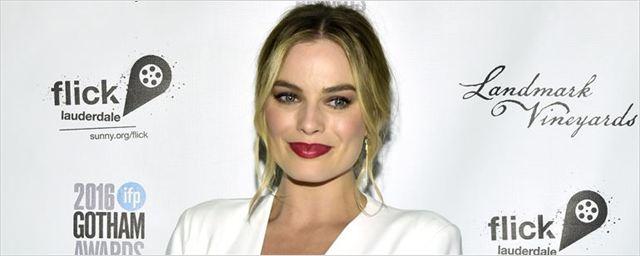Margot Robbie lidera ranking do IMDb com os atores mais buscados de 2016