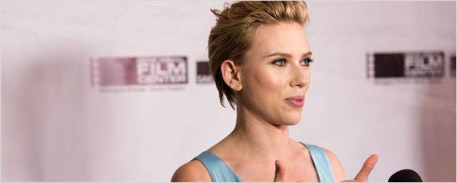 Scarlett Johansson sonha em ser uma princesa da Disney