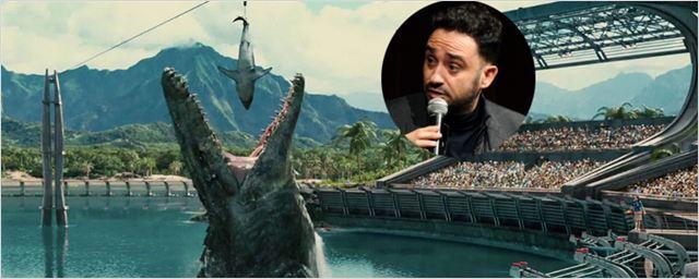 """J.A. Bayona afirma que Jurassic World 2 será """"muito maior"""" que o filme anterior"""