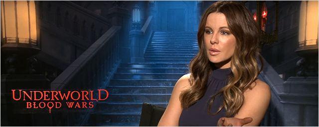 """Kate Beckinsale só participa de mais um Anjos da Noite """"se existir um público para isso"""""""
