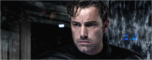 É mentira! Ben Affleck irá, sim, dirigir The Batman