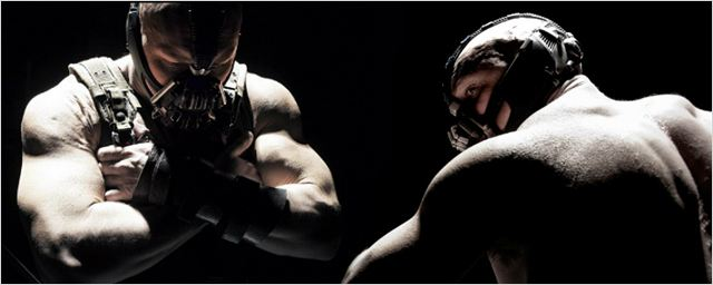 Tom Hardy comenta sequelas físicas após viver Bane em Batman: O Cavaleiro das Trevas Ressurge