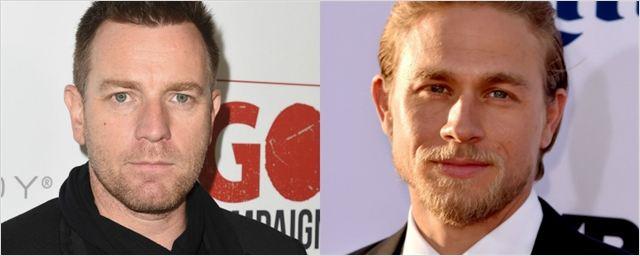 Ewan McGregor substitui Charlie Hunnam no romance Zoe