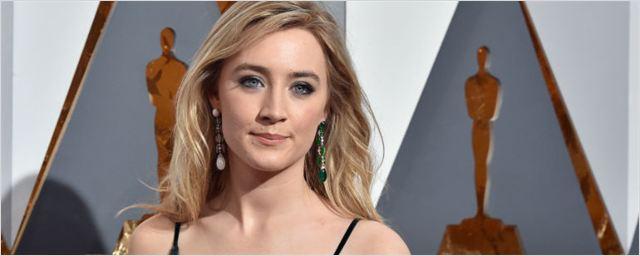 Saoirse Ronan será refugiada em novo filme dos produtores de Brooklin