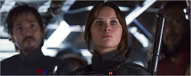 Rogue One - Uma História Star Wars assume a segunda posição no ranking de bilheterias de 2016