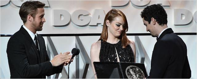 DGA Awards 2017: La La Land leva o prêmio do Sindicato dos Diretores