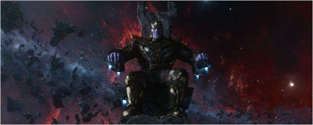 James Gunn explica a ausência de Thanos em Guardiões da Galáxia Vol. 2
