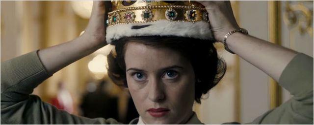 Claire Foy pode ser substituída na terceira temporada de The Crown