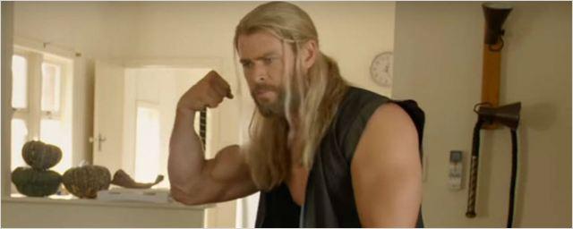 """Thor e o colega de quarto Darryl estão de volta em divertido teaser de """"Team Thor: Parte 2"""""""