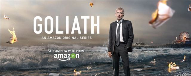 Goliath: Amazon renova série com Billy Bob Thornton para a segunda temporada e define novo showrunner
