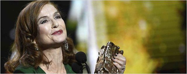"""César 2017: Elle e Isabelle Huppert são premiados no """"Oscar do cinema francês"""""""
