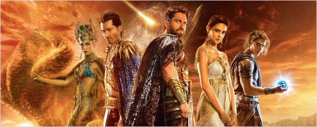 Deuses do Egito chegou ao Telecine Play
