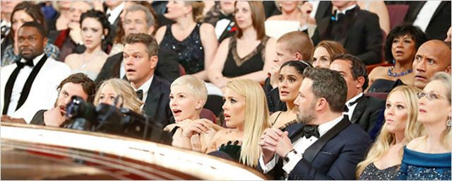 Oscar 2017: Hollywood reage ao erro na entrega do prêmio de Melhor Filme