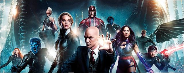 X-Men: Apocalipse chega ao Telecine Play