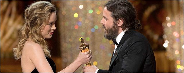 Oscar 2017: Brie Larson fala da sua reação à vitória de Casey Affleck