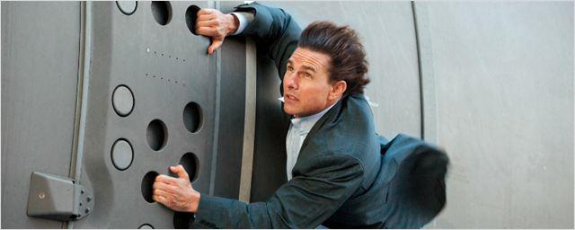 Tom Cruise está treinando há um ano para fazer uma cena de Missão Impossível 6
