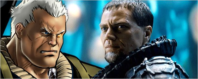 Deadpool 2: Michael Shannon é apontado como favorito para viver Cable