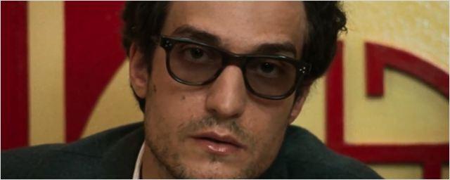 Louis Garrel encarna Jean-Luc Godard no primeiro teaser de drama do mesmo diretor de O Artista