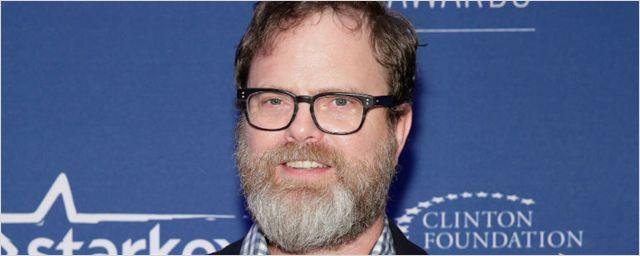 Rainn Wilson será vilão em Star Trek: Discovery
