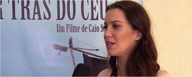 Nathalia Dill e Paula Burlamaqui falam sobre as mulheres batalhadoras e sofredoras de Por Trás do Céu (Entrevista exclusiva)
