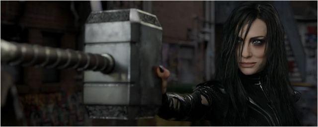 Cate Blanchett declara a morte de Asgard no primeiro trailer de Thor: Ragnarok