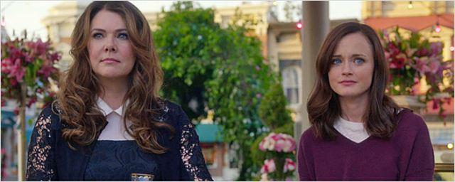 Alexis Bledel conta sua reação diante do chocante final de Gilmore Girls: Um Ano Para Recordar