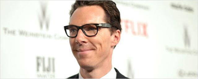 Benedict Cumberbatch negocia para estrelar The Man In The Rockefeller Suit