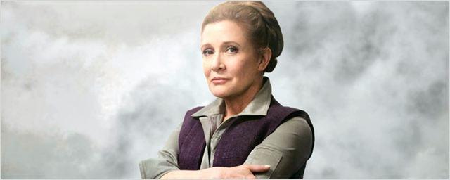 Veja o emocionante tributo para Carrie Fisher exibido na Star Wars Celebration