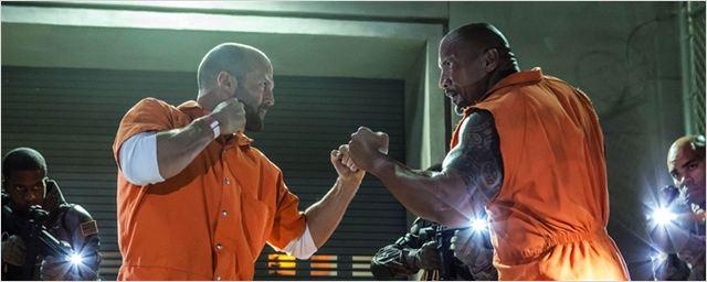 Velozes & Furiosos 8: Dwayne Johnson revela momento do filme que foi improvisado