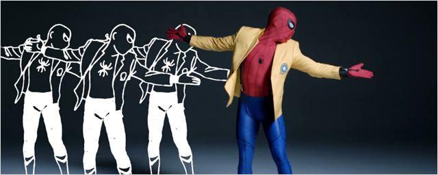 Homem-Aranha aparece em paródia de clipe musical de Bruno Mars