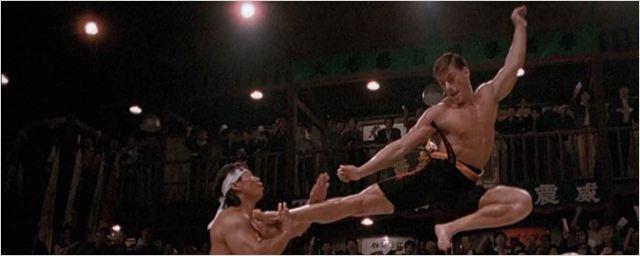 Jean-Claude Van Damme inspirou a criação do jogo Mortal Kombat