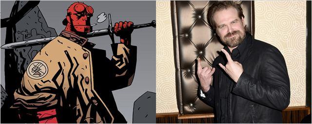 Hellboy pode ganhar refilmagem com ator de Stranger Things