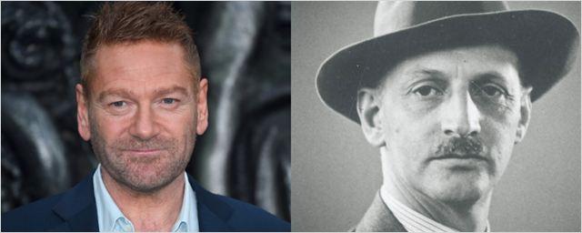 Kenneth Branagh pode dirigir e estrelar filme sobre o pai de Anne Frank