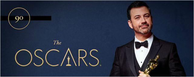 Oscar 2018: Jimmy Kimmel vai apresentar novamente a premiação