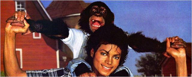 Bubbles, filme sobre o macaco de estimação de Michael Jackson, é adquirido pela Netflix