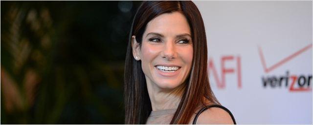 Sandra Bullock vai estrelar thriller de ação baseado em filme francês