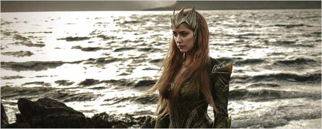Aquaman: James Wan divulga foto de Amber Heard como Mera nas filmagens
