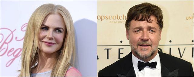 Nicole Kidman e Russell Crowe vão estrelar novo filme de Joel Edgerton