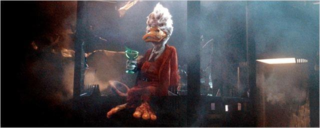 James Gunn nega rumores de que irá produzir filme sobre Howard, o Pato