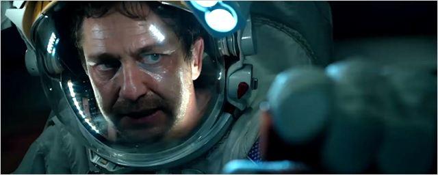 Gerard Butler tem que impedir catástrofes naturais em novo trailer de Tempestade: Planeta em Fúria