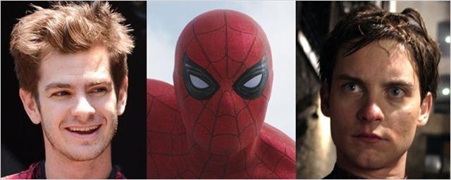 Enquete: Quem é o melhor Homem-Aranha do cinema?