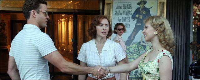Wonder Wheel: Filme de Woody Allen ganha novas imagens com Kate Winslet e Justin Timberlake
