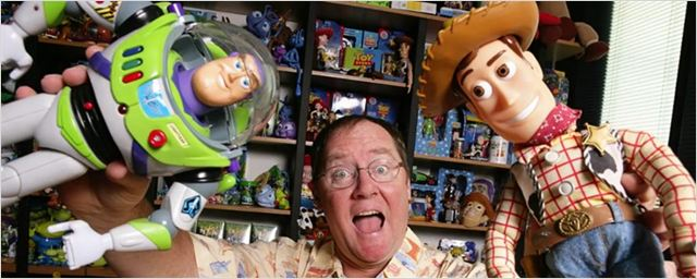 John Lasseter não será mais o diretor de Toy Story 4