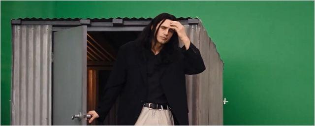 James Franco interpreta o pior ator do mundo no teaser de The Disaster Artist