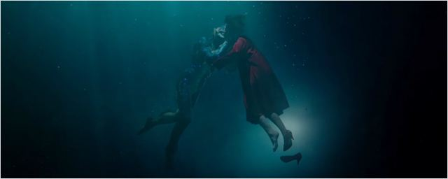 The Shape of Water: Monstros marinhos, mistério e romance no primeiro trailer do novo filme de Guillermo del Toro